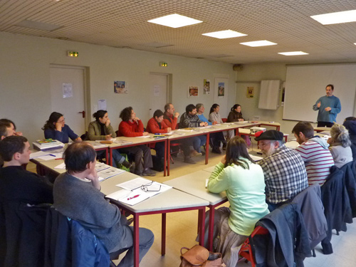 Les cours et formations itin rantes ric petiot centre de formation analyses expertises - Chambre agriculture yonne ...